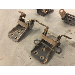 1980-96 Ford F150 F250 F250 Tür Scharnier unten links original Truck Pick Up