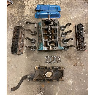 Ford Mustang V8 289 cui Small Block Motorpaket Engine package