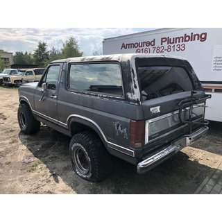1980-96 Ford Bronco Hardtop Dach