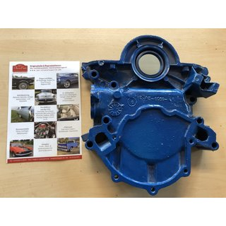 1983 84 Ford Mustang 302cui 351W V8 Timing Chain Cover Steuerkettendeckel RF-E3AE-6059-CA