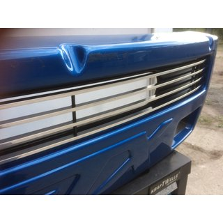 Shelby Ford F150 ab 2015 FTX Performance Frontstoßstange Front Bumper  blau