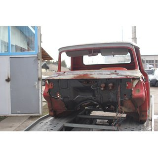 Ford F100 250 350 Kabine Small Window 1957 1958 1959 1960