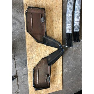 1967-69 Chevrolet Camaro Firebird Seitenverkleidung hinten innen Interior rear door Panels Deluxe